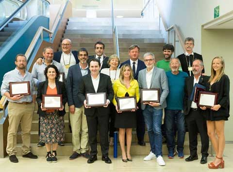 Profesionalhoreca, Premios Euskadi de Gastronomía 2018