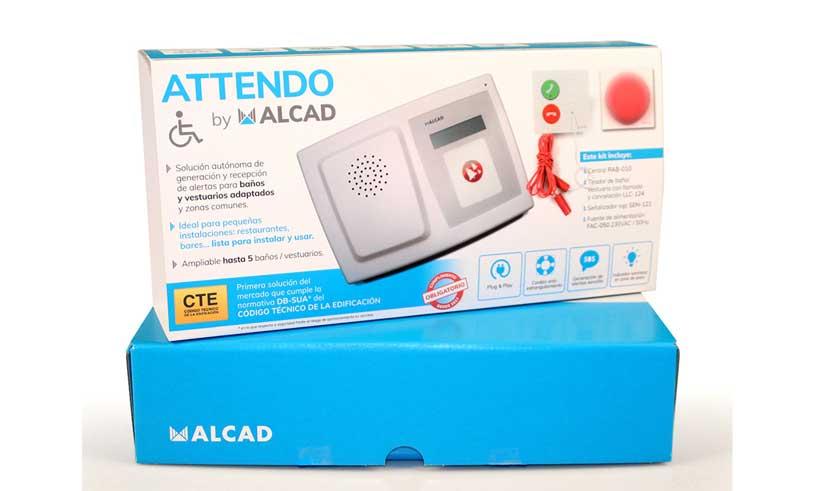 Profesionalhoreca, sistema alertas baños, Attendo, Alcad