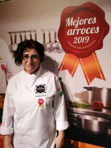 Profesionalhoreca, Catalina Pons, ganadora Mejores Arroces 2018