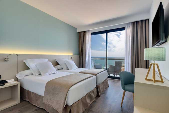 Profesionalhoreca, habitación hotel Occidental Fuengirola