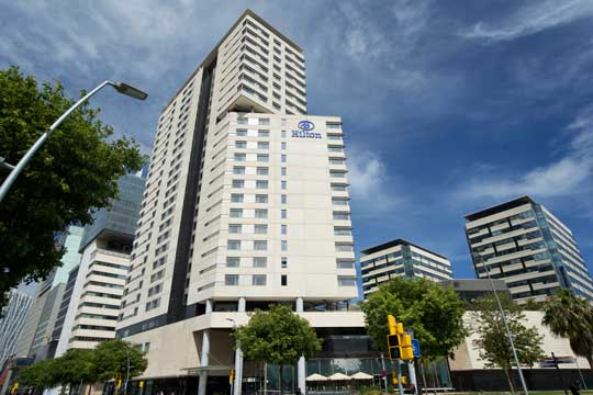 Profesionalhoreca, hotel Hilton Diagonal Mar