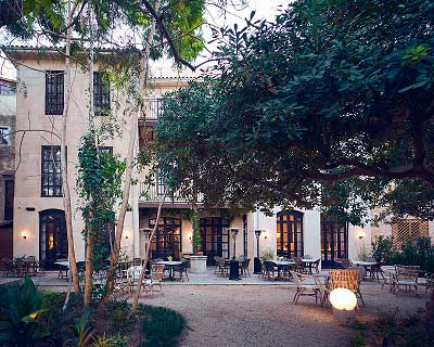 Profesionalhoreca, hotel Can Bordoy, fachada