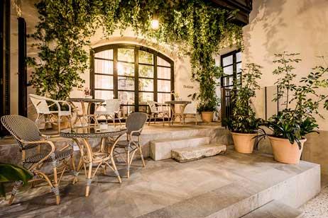 Profesionalhoreca, hotel Can Bordoy, terraza