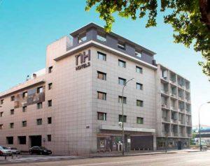 Profesionalhoreca, fachada del hotel NH Madrid Sur