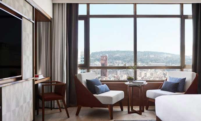 Profesionalhoreca, hotel Nobu Barcelona, habitación