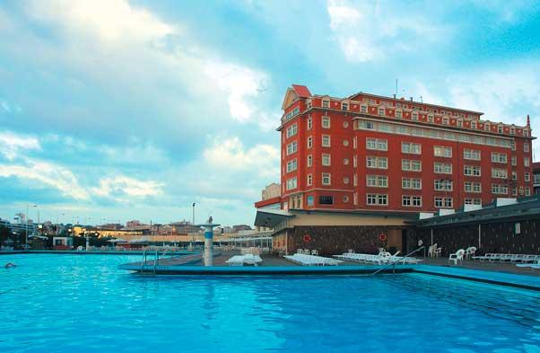 Profesionalhoreca, hotel NH Collection A Coruña Finisterre,