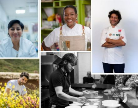 profesionalhoreca Basque Culinary World Prize