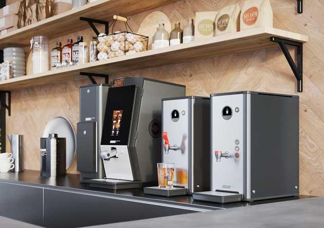 Profesionalhoreca, Bravilor Bonamat, máquinas de café