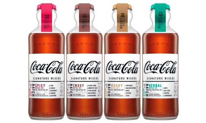 Profesionalhoreca, Coca-Cola Signature Mixers