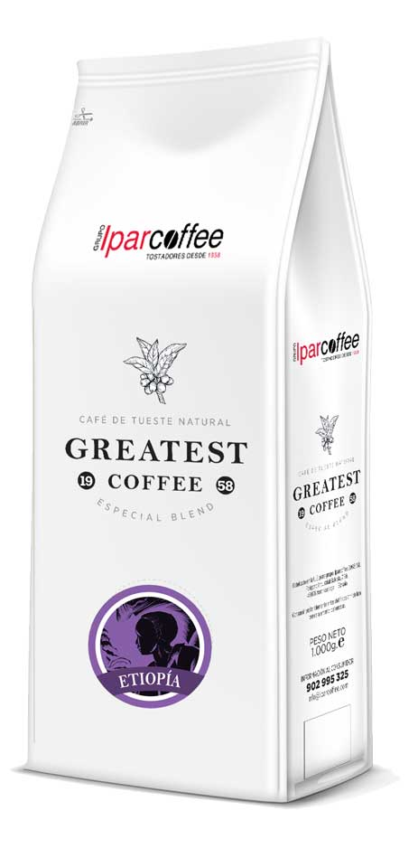 Profesionalhoreca, café Greatest Coffee, Iparcoffee