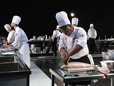 profesionalhoreca, cumbre de cocineros de Aragón, cocineros