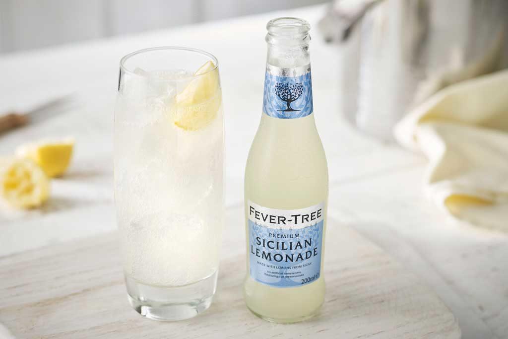 Profesionalhoreca, Fever-Tree, Sicilian Lemonade, limonada