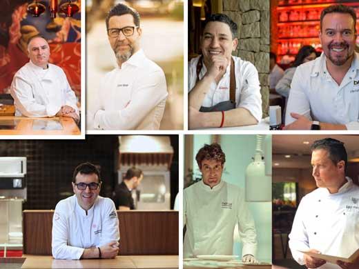 Profesionalhoreca, chefs participantes en Gastrónoma 2019, José Andrés, Quique Dacosta, Ricard Camarena, Kiko Moya, Josean Alija, Alberto Ferruz, Christian Bravo