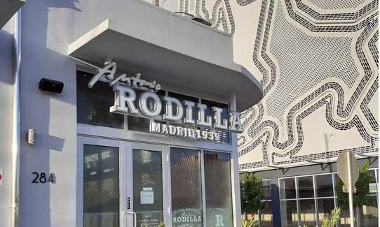 Profesionalhoreca, restaurante Rodilla en Miami, Wynwood