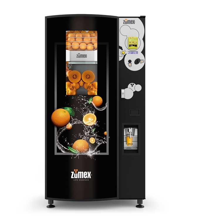 Profesionalhoreca, máquina vending de zumo, Zumex