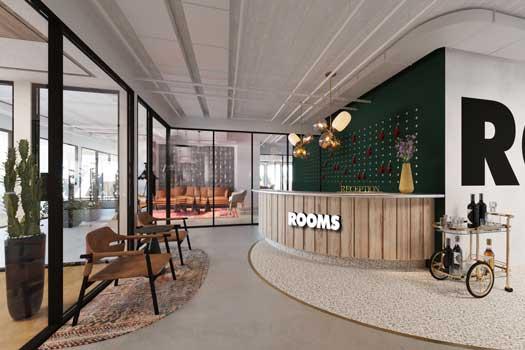 Profesionalhoreca, Rooms Begin, coworking y oficinas en el hotel, Fattal, Leonardo Hoteles