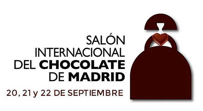 Profesionalhoreca, logo del Salón Internacional del Chocolate de Madrid, Chocomad