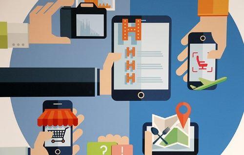 profesionalhoreca, nuevas tecnologías de turismo, apps, smartphones, tablets, móviles