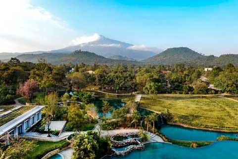 profesionalhoreca, hotel Gran Meliá Arusha, resort en Tanzania de Melia Hotels International