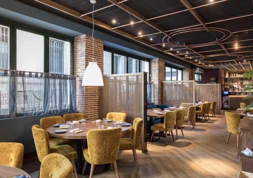 Profesionalhoreca, restaurante Palocortado, sala