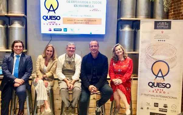 profesionalhoreca, presentación de  A Todo Queso, Festival internacional de los Quesos Artesanos