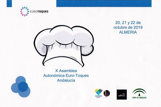 profesionalhoreca, asamblea Euro Toques Andalucia 2019