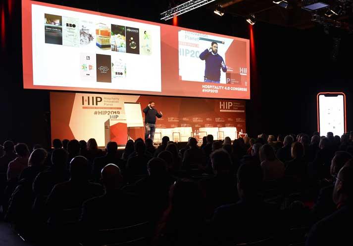 Profesionalhoreca, Hospitality 4.0 Congress  de HIP 2019