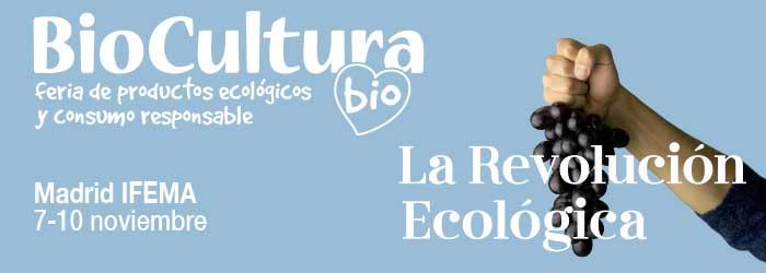 Profesionalhoreca, cartel BioCultura Madrid 2019
