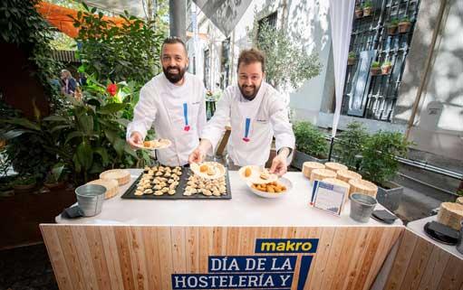 Profesionalhoreca, Chefs participantes en el Día de la Hostelería