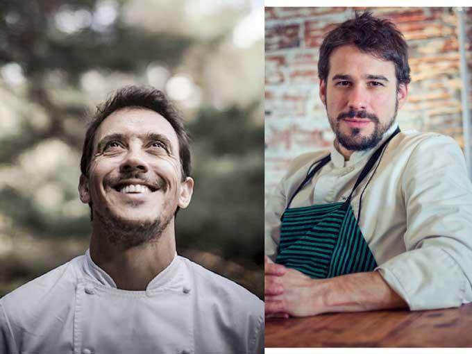 Profesionalhoreca, Francis Paniego, Javi Estévez, feria Gastrónoma
