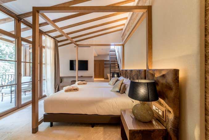 Profesionalhoreca, suite del hotel Creu de Tau Art & Spa