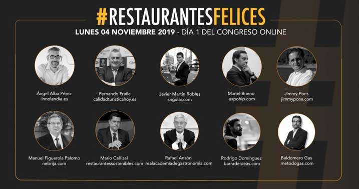 Profesionalhoreca, II Congreso #RestaurantesFelices