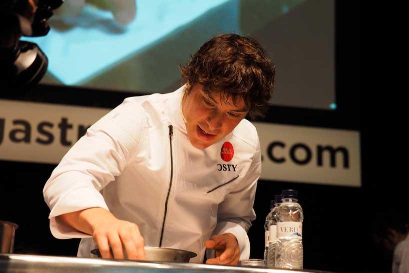 Profesionalhoreca, Jordi Cruz en Forum Gastronomic Barcelona 2016
