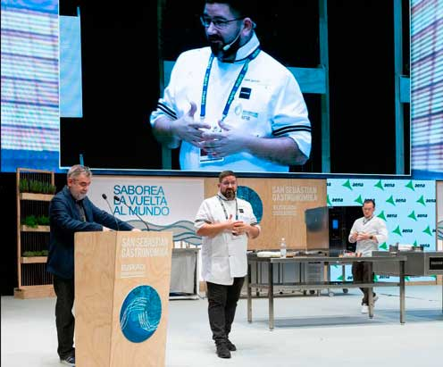 Profesionalhoreca, San Sebastian Gastronomika 2019, Dani García