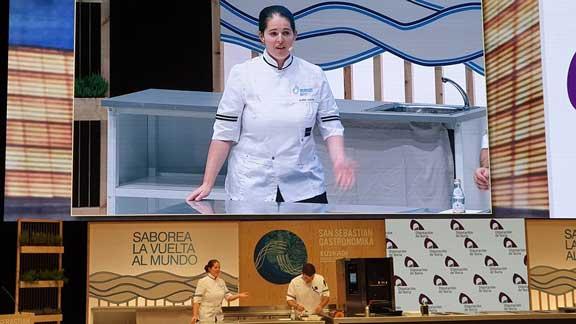 Profesionalhoreca, San Sebastian Gastronomika 2019, Elena Lucas