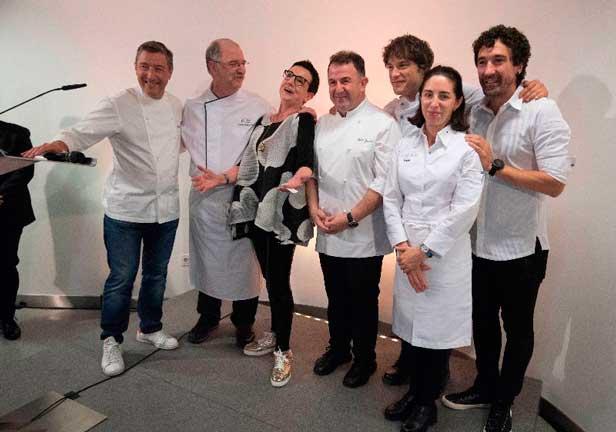 Profesionalhoreca, San Sebastian Gastronomika 2019, cena homenaje a Carme Ruscalleda