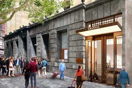 Profesionalhoreca, Radisson Collection Hotel, Gran Vía Bilbao, entrada