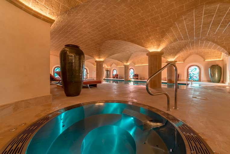 Profesionalhoreca, spa del hotel Creu de Tau Art & Spa