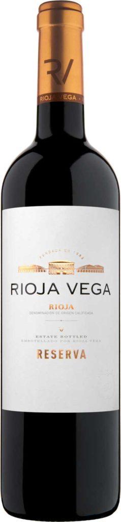 Profesionalhoreca, bodega Rioja Vega, vino Reserva