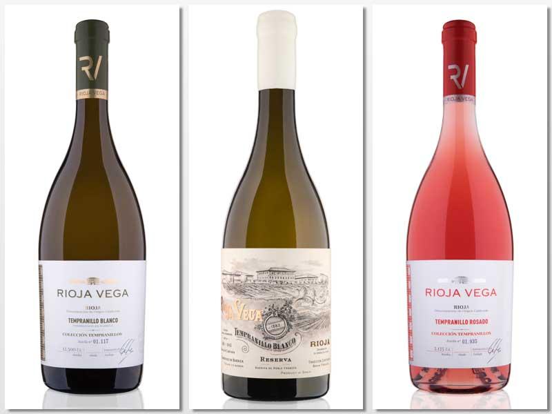 Profesionalhoreca, bodega Rioja Vega, vinos de Tempranillo Blanco