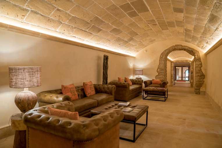 Profesionalhoreca, salón del hotel Creu de Tau Art & Spa