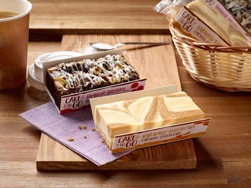 ProfesionalHoreca, pasteles Cake to Go de Erlenbacher