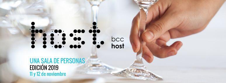 profesionalhoreca, congreso de sala Host 2019