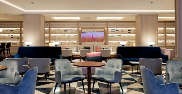 profesionalhoreca, lobby del hotel Hyatt Regency Hesperia Madrid