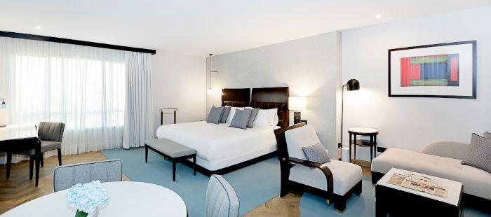 profesionalhoreca, habitación del Hyatt Regency Hesperia Madrid