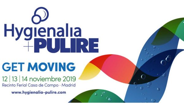 profesionalhoreca, cartel de la feria Hygienalia+Pulire 2019