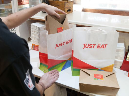 profesionalhoreca, envases de Just Eat