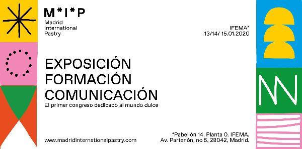 profesionalhoreca, congreso de pastelería Madrid International Pastry