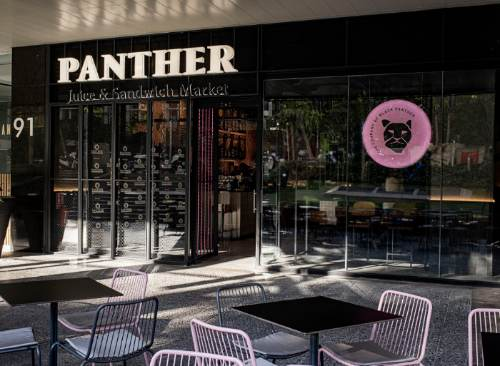 profesionalhoreca, local Panther Juice&Sandwich Market en Madrid