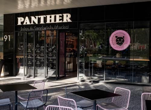 profesionalhoreca, local de Panther Juice & Sandwich Market